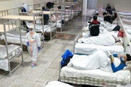 Kematian akibat virus corona di China capai 1.310 orang