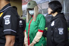 Lucinta Luna ditetapkan sebagai tersangka kasus narkoba