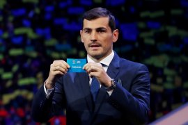 Iker Casillas berniat calonkan diri jadi presiden FA Spanyol