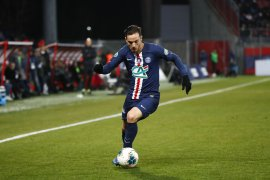 PSG bantai Dijon 6-1 ke semifinal Piala Prancis