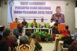 Dinas Pendidikan Aceh latih Proktor sukseskan UNBK