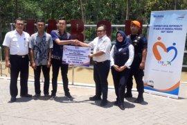 KAI Daop 7 Madiun dukung pengembangan desa wisata di Pacitan