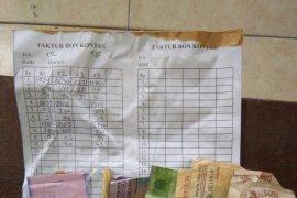 Baru seminggu jual togel, Ateng ditangkap Polisi Bahorok Langkat