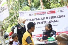 MRI-ACT gelar pelayanan dan penyuluhan kesehatan gratis di Maluku Tengah