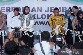 Jembatan Karawang-Bekasi telah resmi beroperasi