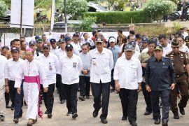 Menteri PUPR resmikan rumah susun di Sintang