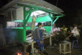 Warga Desa Margasari Lampung Timur Giatkan Ronda Malam Page 1 Small