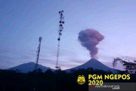 Gunung Merapi alami erupsi keluarkan debu setinggi 2.000 meter