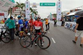 Jamalidin harus puas finis urutan 23 etape tujuh