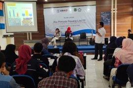 USAID-DKP Malut gelar kuliah umum pengembangan konservasi perairan