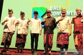Menparekraf Wishnutama resmikan Bali Convention Exhibition Bureau (video)
