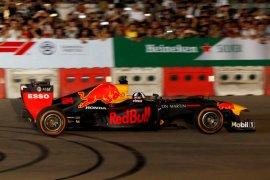Tim F1 monitor risiko wabah corona di Vietnam