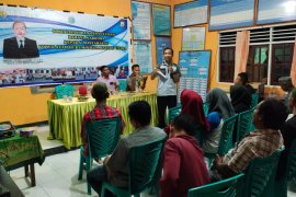 Polda Malut  intensif sosialisasi bahaya narkoba