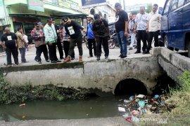 Pemkot Medan akan  normalisasi Parit Brayan  Bengkel