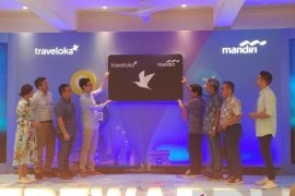 "Bank Mandiri dan Traveloka luncurkan ""Traveloka Mandiri Card"""
