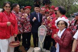 Wamendag pimpin ziarah TMP Kalibata peringati peristiwa heroik 'Merah Putih'