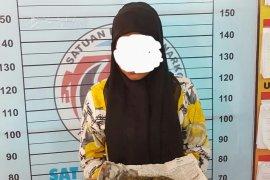 Pasok ganja ke Lapas Lhoksukon wanita muda ini ditangkap