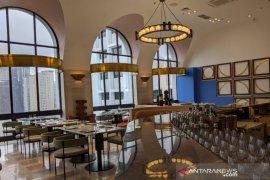 Restoran dan kafe bersiap hadapi normal baru