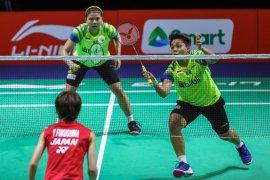 Semifinal Barcelona, Greysia/Apriyani hadapi Birch/Smith