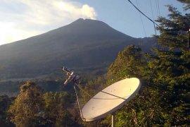 PVMBG: Gunung Slamet  berstatus Waspada