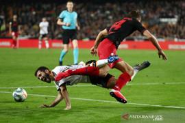 Liga Spanyol  - Valencia kalah 1-2 di markas tim promosi Elche