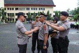 Kapolsek Cempa penyelamat korban pengeroyokan peroleh kenaikan pangkat