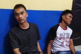 Jual sabu kepada nelayan, dua pengedar diringkus polisi