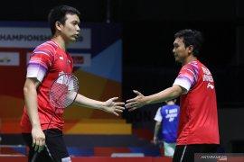 Ahsan/Hendra  gagal melaju ke semifinal