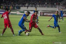 Pelatih Persib puas dengan penampilan pemainnya saat lawan Persis