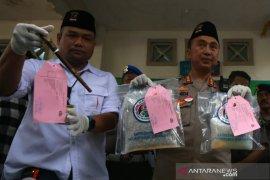 Kapolrestabes ungkap peredaran narkoba di sejumlah wilayah Jatim
