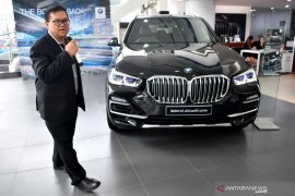 Pengenalan Kecanggihan ALl-New BMW X5
