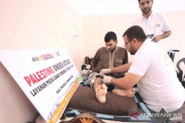 ACT galang bantuan 1.000 kursi roda untuk warga difabel  Palestina