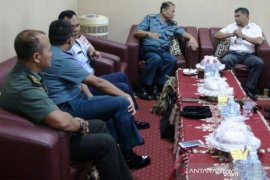 Pusat Kajian Strategi Mabes TNI kunjungi Penajam lokasi ibu kota baru