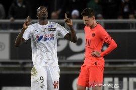PSG ditahan imbang Amiens 4-4