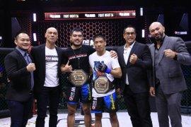 One Pride lahirkan juara baru setelah Suwardi dan Jeka tersungkur