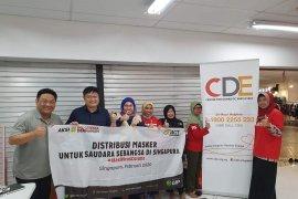 ACT kirim 1.610 kotak masker ke tiga negara di Asia Tenggara