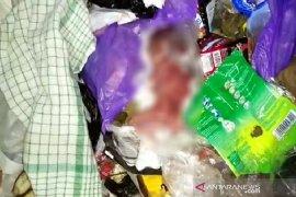 Warga Kapuas temukan orok bayi saat membuang sampah