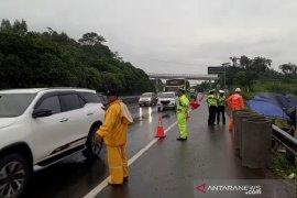 Jasa Marga pastikan Tol Cipularang KM 118 tidak ada longsor susulan