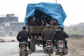 Tentara Turki tewas, pasukan Suriah dan pemberontak bentrok di Idlib