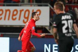 Liga Belanda, AZ gagal samai poin Ajax setelah dikalahkan Twente