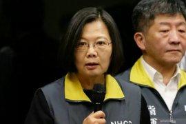 Seorang pekerja asal Indonesia positif corona di Taiwan