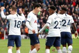 Tottenham Hotspur berlatih sambil patuhi aturan social distancing