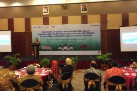 Pertamina setor PBBKB Rp318,5 miliar di Aceh