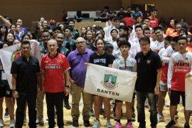 Tim Basket Sumut raih juara tiga Kejurnas di Tangerang