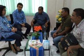 BPOM Maluku  : beras di Masohi tidak mengandung plastik