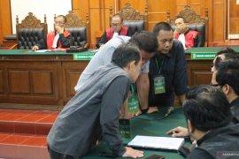 Terdakwa jalan ambles Gubeng Surabaya dituntut hukuman denda ratusan juta