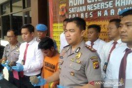 Pengamen bunuh temannya di Karawang diringkus polisi