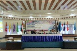 ICRC seminarkan 10 nilai kemanusiaan hukum humaniter internasional di Unpatti Ambon