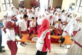 Puskesmas dan PMI Kota Tangerang gelar pelatihan dokter kecil pelajar SD