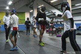 Delapan Atlet Anggar Sumsel Lakukan Persiapan Jelang PON Papua Page 2 Small